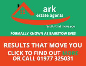 Get brand editions for Ark Estate Agents, Yorkshire
