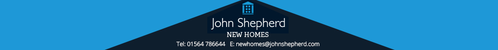Get brand editions for John Shepherd , West Midlands - New Homes