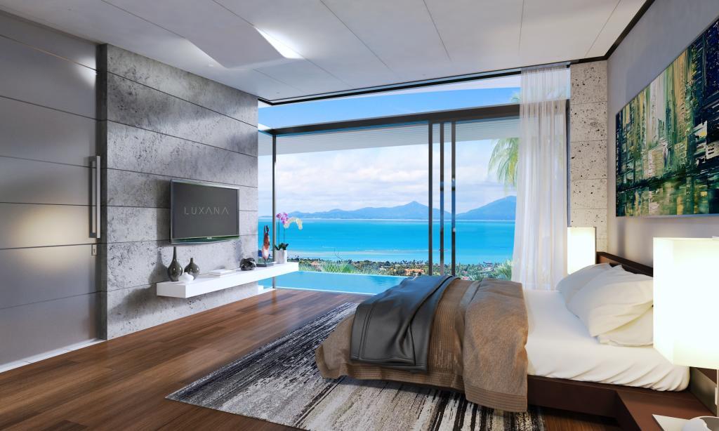 3 bedroom new development for sale in Koh Samui