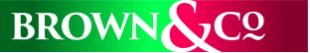 Brown & Co, St. Neotsbranch details