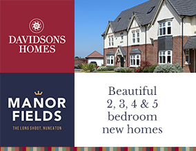 Get brand editions for Davidsons Developments Ltd, Manor Fields