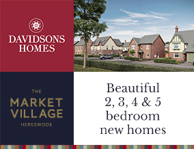 Get brand editions for Davidsons Developments Ltd, The Market Village