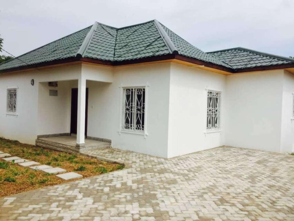 Detached property in The Gambia