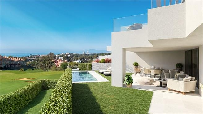 4 bed new Apartment for sale in Andalucia, Malaga...
