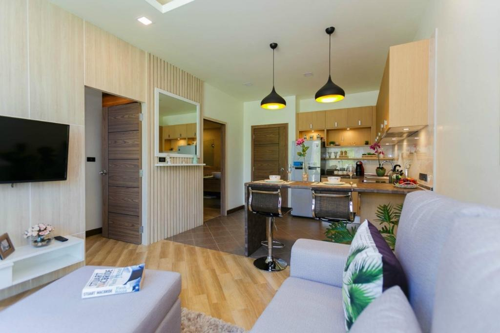 1 bed new Apartment for sale in Rawai, Phuket