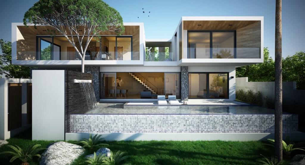 new development in Kamala, Phuket
