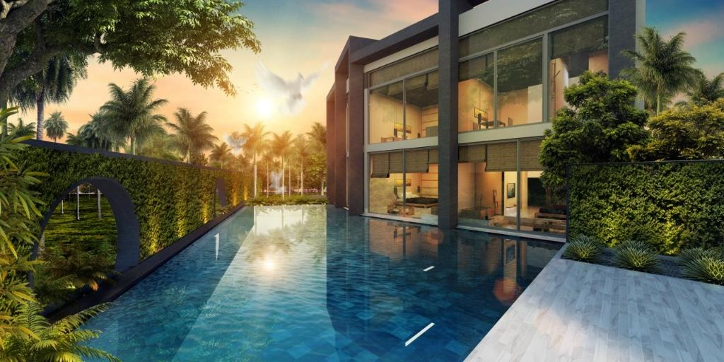 new Studio apartment in Layan, Phuket