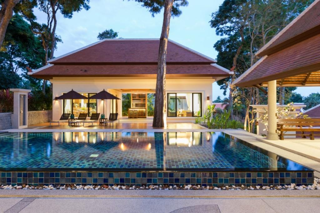 Villa for sale in Naiharn, Phuket