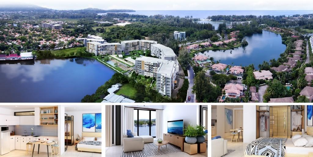 Apartment for sale in Bangtao, Phuket