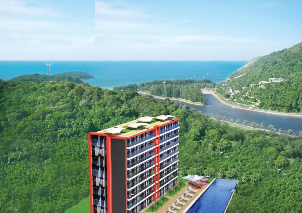 1 bed new Apartment for sale in Naiharn, Phuket