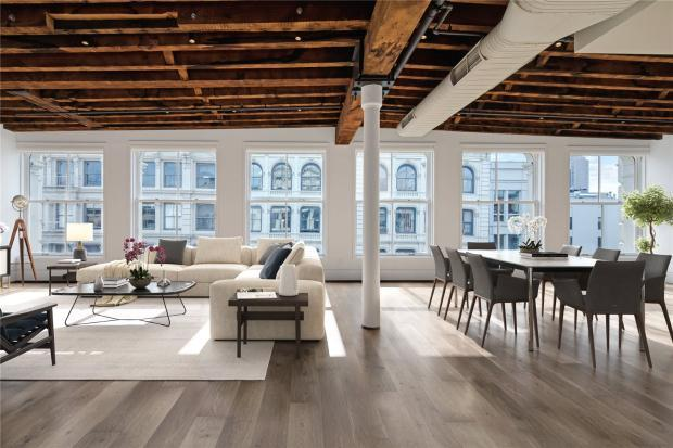 4 bedroom Apartment for sale in 62 Wooster Street 5th...