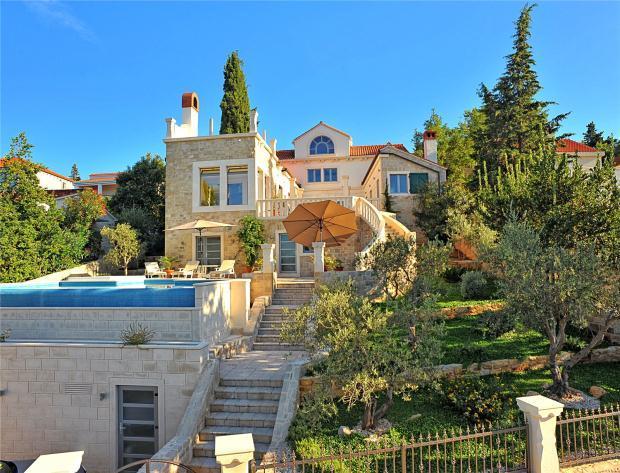 property in Postira, Island Of Brac...