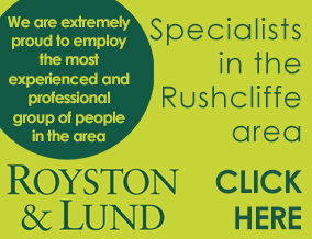 Get brand editions for Royston & Lund Estate Agents, Keyworth