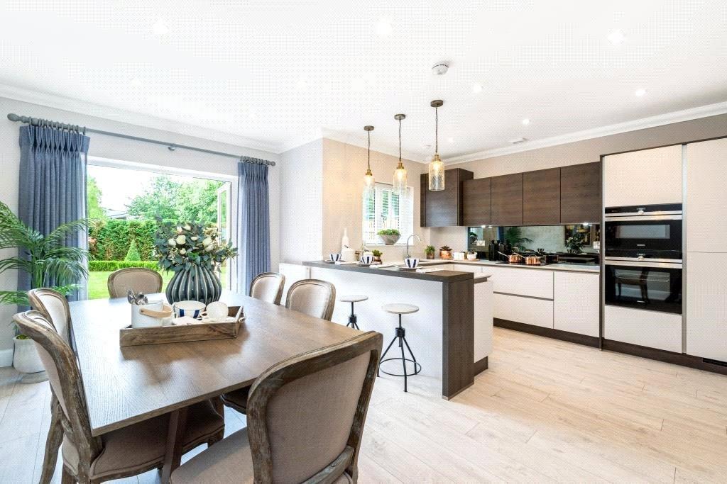 Kirkby Homes,Kitchen