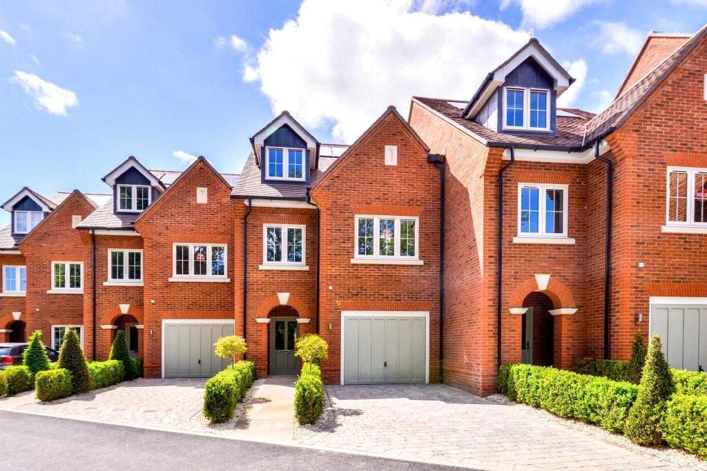 Kirkby Homes,Drive,Parking,Garage
