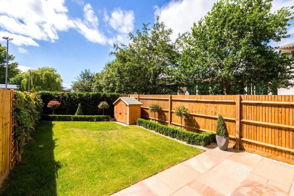 Kirkby Homes,Garden