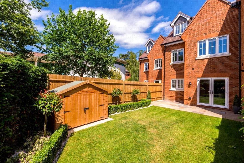 Kirkby Homes,Rear Elevation