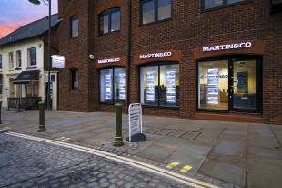 Martin & Co, Horshambranch details