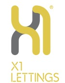 X1 Lettings, Leeds logo