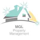 MGL Property Management, Woodley logo