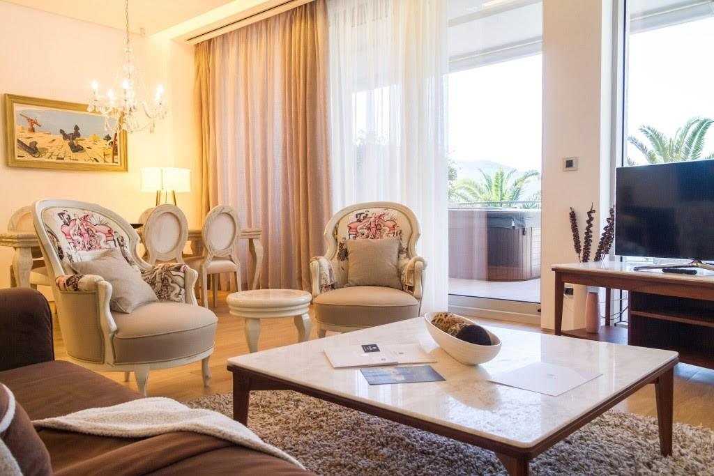 2 bedroom new Apartment for sale in Budva