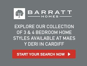 Get brand editions for Barratt Homes, Maes Y Deri