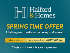 Get brand editions for Halford & Homes, Plymouth