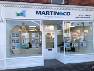 Martin & Co, Pontefract - Lettingsbranch details