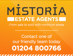 Get brand editions for Mistoria Estate Agents, Bolton