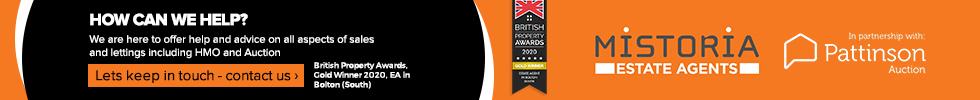 Get brand editions for Mistoria Residential Ltd , Bolton