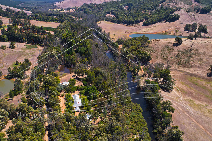 property for sale in Nannup, Western Australia