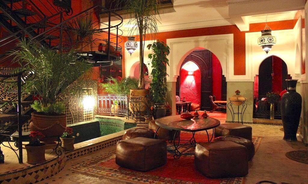5 bedroom Terraced property in Marrakech...