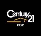 Century 21 KEW, London branch logo