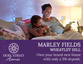 Get brand editions for Dere Street Homes Ltd, Marley Fields
