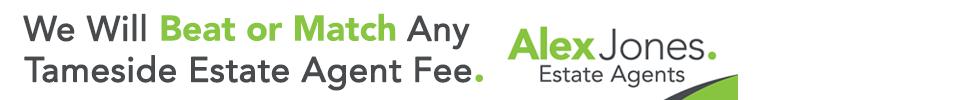 Get brand editions for Alex Jones Estate Agents, Ashton Under Lyne