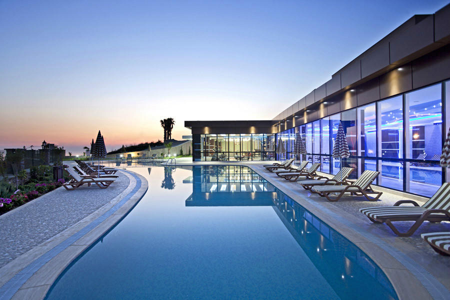 4 bedroom semi detached house for sale in Kargicak, Alanya, Antalya
