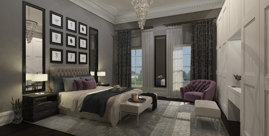 Cool Mansion Gates New Homes Development By Ashcourt Contracts Interior Design Ideas Helimdqseriescom