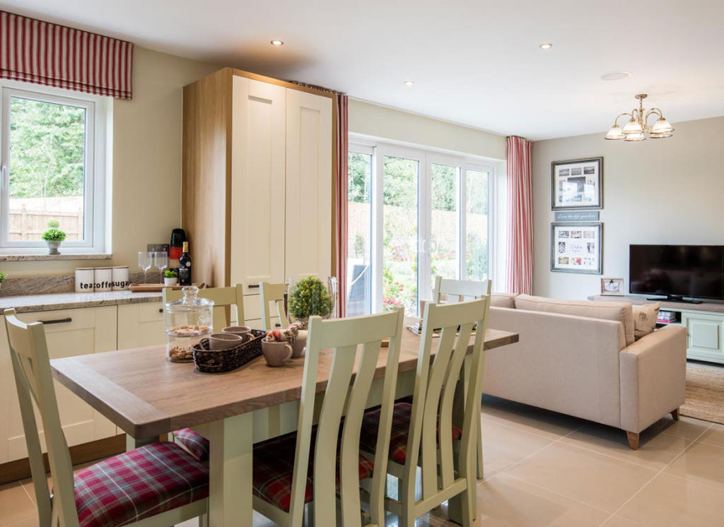 redrow,heritage collection,Breakfast rooms