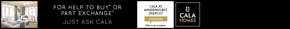 Get brand editions for CALA Homes, Mindenhurst, Deepcut