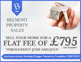 Get brand editions for Belmont Property Sales, Darwen