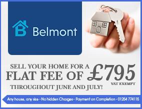 Get brand editions for Belmont Property Sales, Darwen