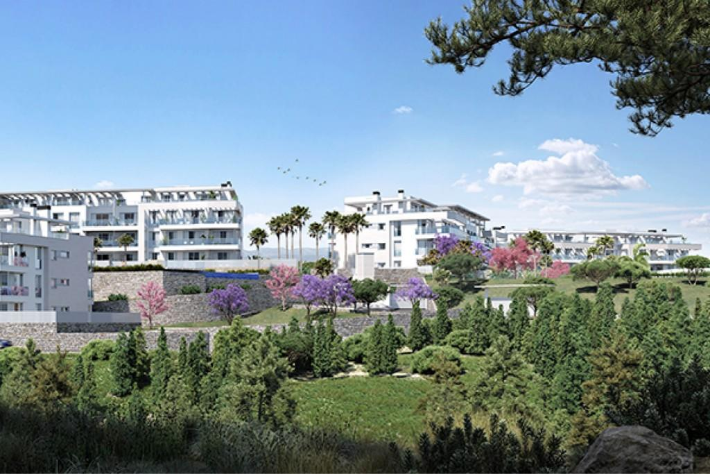 new development in Mijas, Málaga, Andalusia