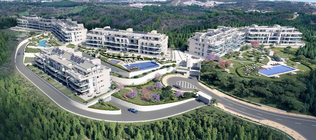 new Apartment in Mijas-Costa, Málaga...