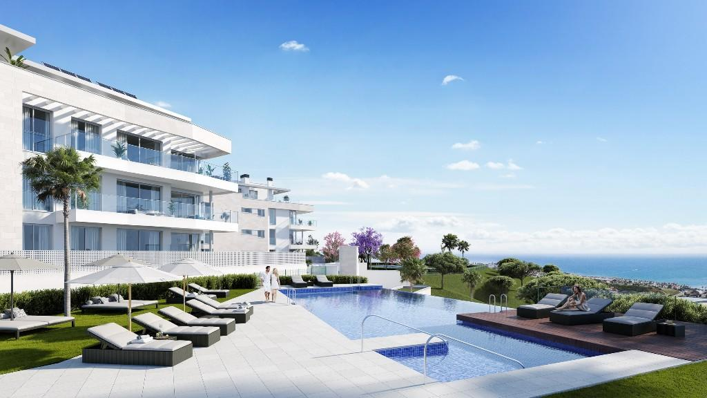 3 bed new Apartment for sale in Mijas, Málaga, Andalusia