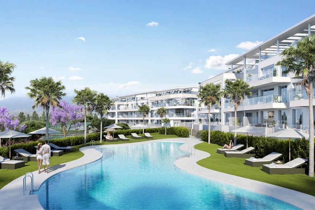 3 bed new Apartment in Mijas-Costa, Málaga...