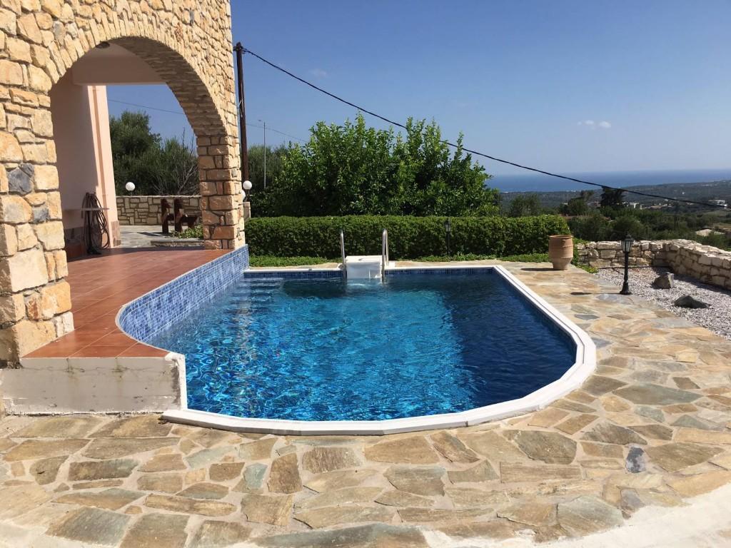 3 bed Villa for sale in Agia Triada, Rethymnon...