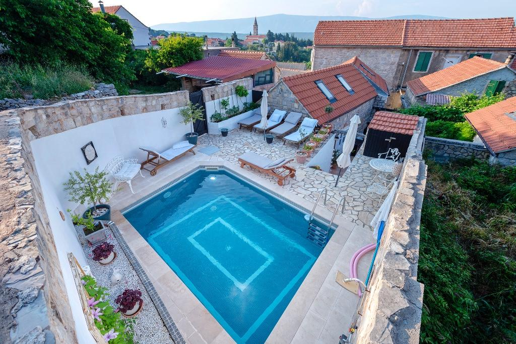 4 bed Village House for sale in Hvar Island...