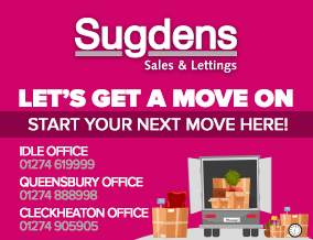 Get brand editions for Sugdens, Cleckheaton