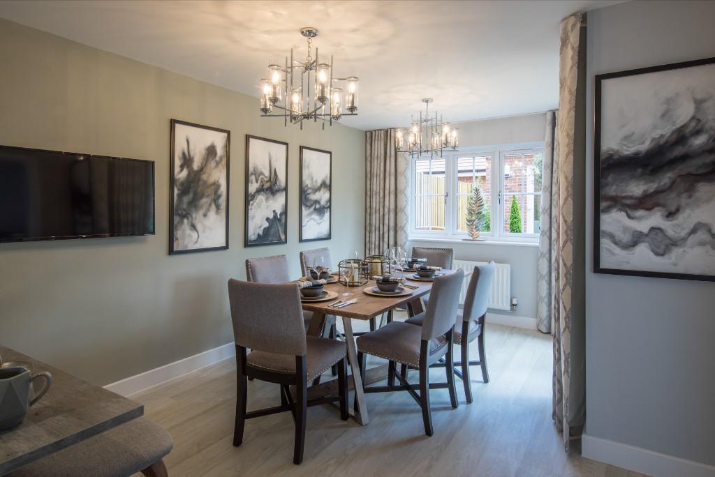 Hoadlands Grange,Dining room