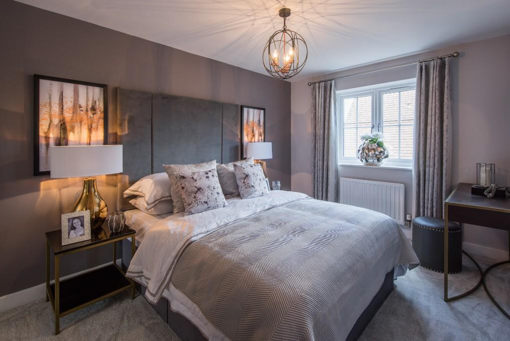 Hoadlands Grange,Master Bedroom